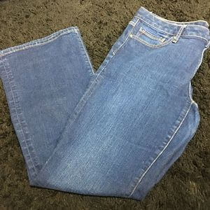 GAP the perfect boot 32r denim jeans